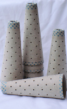 Set of 50 cones