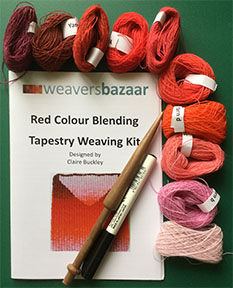 Blending Tapestry Kit (with frame)
