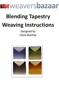 Blended Weaving Instructions - Digital Version