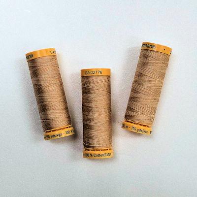 Cotton Thread - Beige