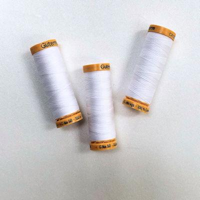 Cotton Thread - White