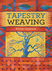 Tapestry Weaving Kirsten Glasbrook