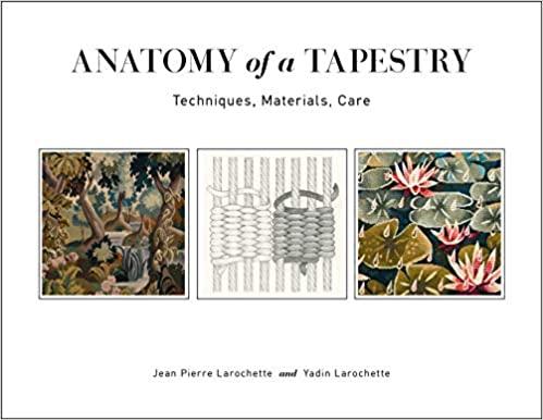 Anatomy of a Tapestry  by Jean Pierre Larochette, Yadin Larochette