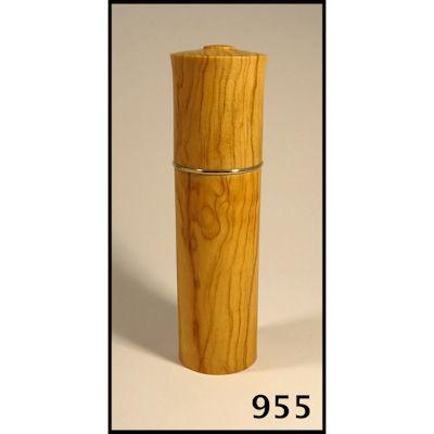 Wild Olive Wood Needle Case