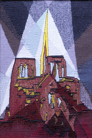 Postcard 29 Spire Lin Squires