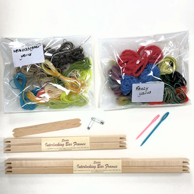 Tree Weaving Workshop Materials Kit
