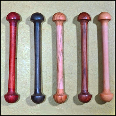Double-ended French Style Bobbins